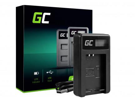Ładowarka LC-E12 Green Cell ® do Canon LP-E12, EOS M100, EOS100D, EOS-M, EOS M2, EOS M10, Rebel SL1