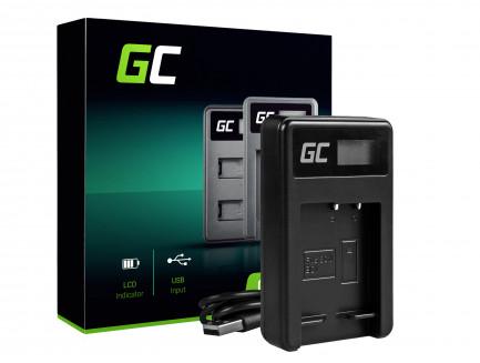 Ładowarka BC-CSG Green Cell® do Sony NP-BG1/NP-FG1, DSC H10, H20, H50, HX5, HX10, T50, W50, W70
