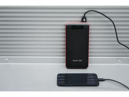 Power Bank Green Cell 30000mAh Szybkie Ładowanie Qualcomm Quick Charge 2.0 Katalog   Produkty