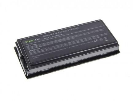 Bateria Green Cell A32-F5 A32-X50 do Asus F5 F5GL F5N F5R F5RL F5SL F5V X50 X50N X50R
