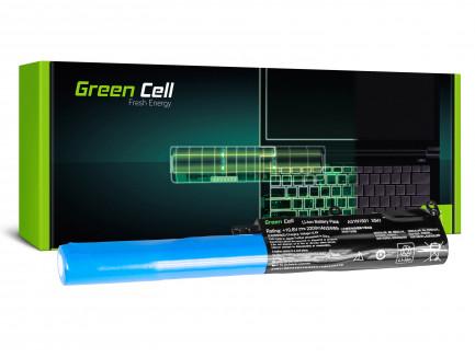 Bateria Green Cell A31N1601 A31LP4Q do Asus R541N R541S R541U Asus Vivobook Max F541N F541U X541N X541S X541U