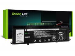 Bateria Green Cell 5R9DD do Dell Chromebook 11 3120 P22T