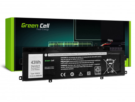Bateria Green Cell 5R9DD do laptopa Dell Chromebook 11 3120
