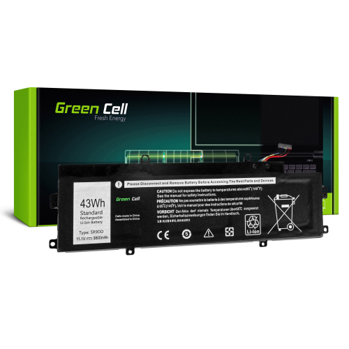 Bateria Green Cell 5R9DD do laptopa Dell Chromebook 11 3120