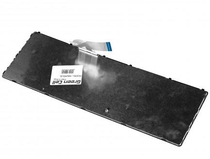 Klawiatura do Laptopa Sony Vaio SVE17 SVE1712 SVE1713 Czarna Podświetlana