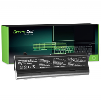 Green Cell ® Bateria do Toshiba Satellite A105-S3610
