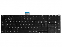 Green Cell ® Klawiatura do laptopa Toshiba Satellite C855D-12C