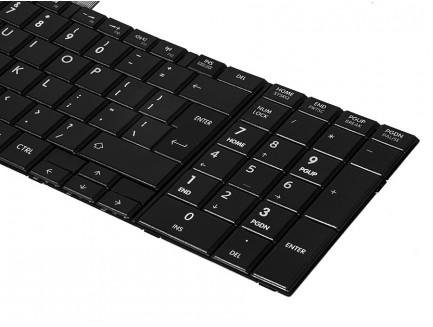 Klawiatura do laptopa Toshiba Satellite C850 C855 C870