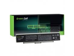 Green Cell ® Bateria do laptopa SONY VAIO VGN-CR490EBP