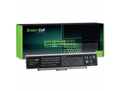 Green Cell ® Bateria do laptopa SONY VAIO VGN-NR37G