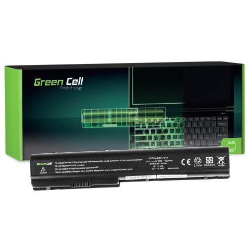 Bateria Green Cell HSTNN-DB75 do HP Pavilion DV7 DV8 HDX18