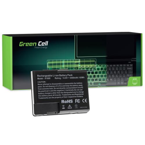 Bateria Green Cell do HP Compaq NX7000 NX7010 Presario X1000 X1300 X1400