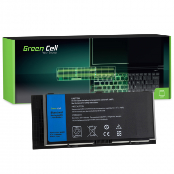 Bateria Green Cell FV993 do Dell Precision M4600 M4700 M4800 M6600 M6700