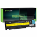 Bateria Green Cell do Lenovo ThinkPad T400s T410si