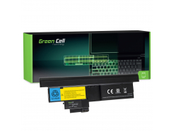 Bateria 42T4657 Green Cell do Lenovo ThinkPad Tablet X200 X201i X201t X200t