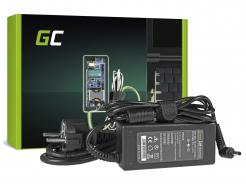 Zasilacz Ładowarka Green Cell do Asus Vivobook F201E R540 X200 X201 X201E ZenBook UX31A UX32A UX21A 19V 2.37A