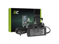 Zasilacz Ładowarka Green Cell ® 19V    3.42A do Samsung NP530U4E NP730U3E NP740U3E