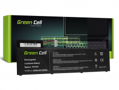 Bateria Green Cell AP12A3i do Acer Aspire Timeline Ultra M3 M3-581TG M5 M5-481TG M5-581TG TravelMate P648 P658