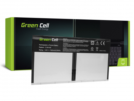 Bateria Green Cell C12N1435 do Asus Transformer Book T100H T100HA
