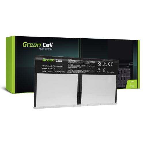 Bateria Green Cell C12N1435 do Asus Transformer Book T100H T100HA