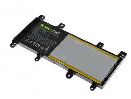 Bateria Green Cell C21N1515 do Asus X756UQ X756UV X756UA X756UX X756UB X756UJ X756UXM