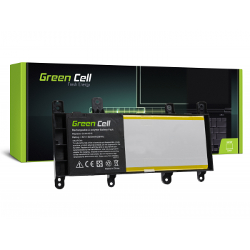 Green Cell ® Bateria do Asus X756UA-TY337T