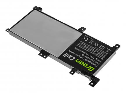 Bateria Green Cell C21N1509 do Asus X556UA X556UQ X556UR X556 X556UB X556UF X556UJ X556UV
