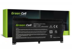 Bateria Green Cell BI03XL ON03XL do HP Pavilion x360 11-U 13-U M3-U HP Stream 14-AX 14-CB