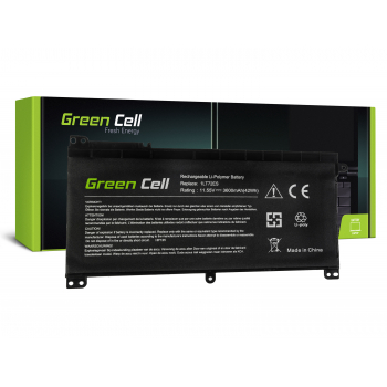 Bateria Green Cell BI03XL ON03XL do HP Pavilion x360 11-U 13-U M3-U HP Stream 14-AX 14-CB
