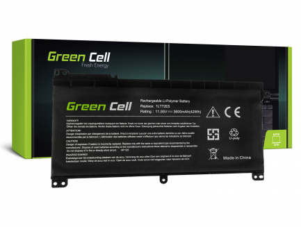 Bateria Green Cell BI03XL do HP Pavilion x360 11 13 M3 Stream 14