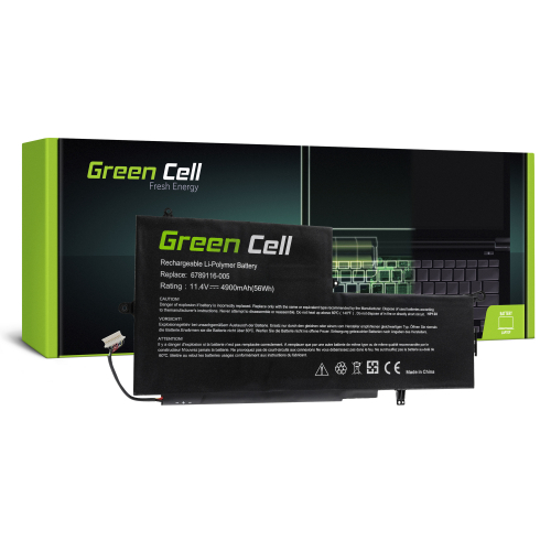 Bateria Green Cell PK03XL HP Spectre x360 13 Spectre Pro X360 G1 G2