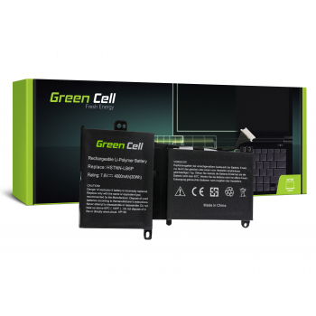 Bateria Green Cell HV02XL do HP 11-F HP Pavilion x360 310 G2 11-K HP Spectre 13-4000