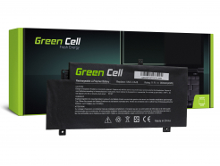 Bateria Green Cell VGP-BPS34 do Sony Vaio Fit 14 SVF14A 15 SVF15A SVF15A1M2ES