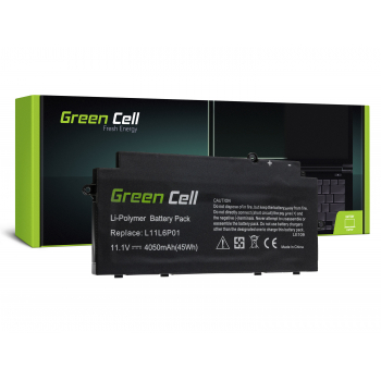 Bateria Green Cell L11L6P01 L11M3P02 do Lenovo IdeaPad U510