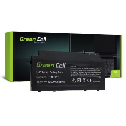 Bateria Green Cell L11L6P01 do Lenovo IdeaPad U510