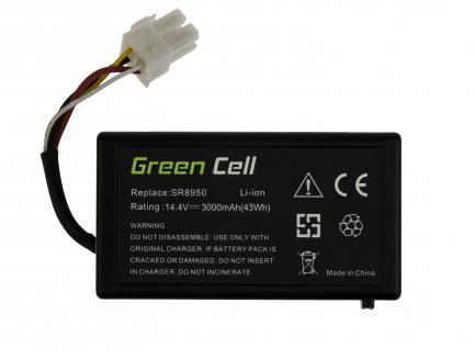 Bateria Akumulator FD9406 Green Cell do odkurzacza Bosch BBHMOVE7