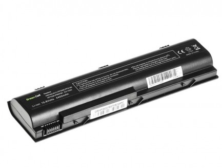 Bateria Green Cell HSTNN-LB09 do HP Pavilion DV1000 DV4000 DV5000