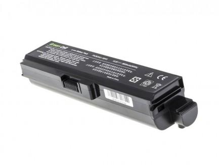 Bateria akumulator Green Cell do laptopa Toshiba Satellite U500 L750 A650 C650 C655 PA3817U-1BRS 10.8V 12 cell
