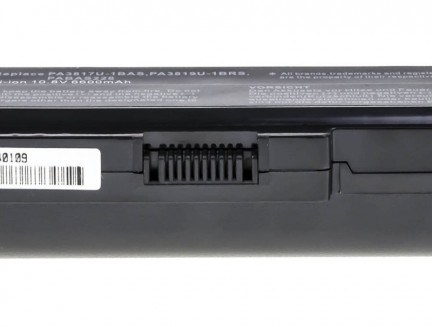 Bateria akumulator Green Cell do laptopa Toshiba Satellite U500 L750 A650 C650 C655 PA3817U-1BRS 10.8V 9 cell