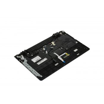 Klawiatura Green Cell do Laptopa Samsung 270E5E 270E5U 270E5V 275E5E NP300E5E Palmrest