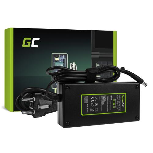 Zasilacz Ładowarka Green Cell 19.5V 7.7A 150W HSTNN-CA27 do HP EliteBook 8530p 8540p 8540w 8560p 8560w 8570w 8730w HP ZBook 15