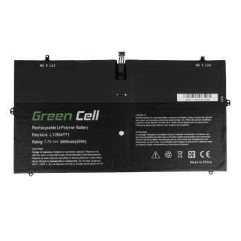 Bateria Green Cell L13M4P71 L14S4P71 do Lenovo Yoga 3 Pro 1370