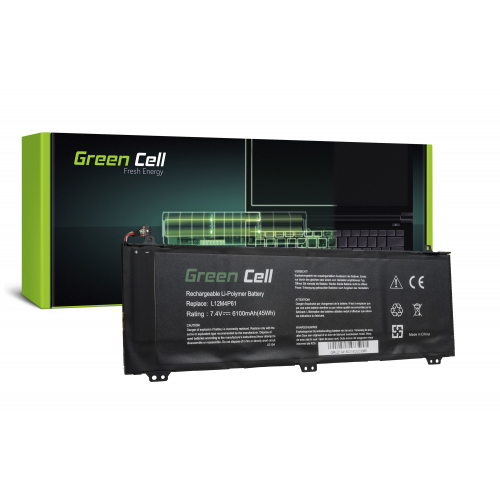 Bateria Green Cell L12L4P61 L12M4P61 do Lenovo IdeaPad U330 U330p U330t