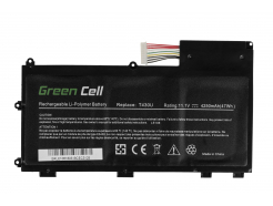 Bateria Green Cell L11N3P51 L11S3P51 L12L3P51 do Lenovo ThinkPad T430u