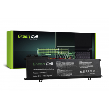 Bateria Green Cell AA-PLVN8NP do Samsung NP770Z5E NP780Z5E ATIV Book 8 NP870Z5E NP870Z5G NP880Z5E
