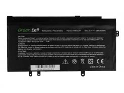 Bateria Green Cell PA5073U-1BRS PABAS267 do Toshiba Satellite U920t U925t