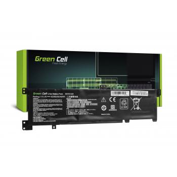 Bateria Green Cell B31N1424 do Asus K401 K401L K401LB K401U K401UB K401UQ
