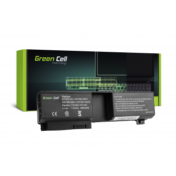 Bateria Green Cell HSTNN-OB37 do HP Pavilion TX1000 TX2000 TX2500 TouchSmart TX2