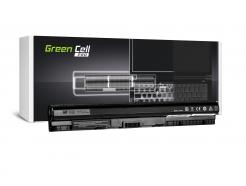 Bateria Green Cell PRO M5Y1K do Dell Inspiron 15 5551 5552 5558 5559 Inspiron 17 5755
