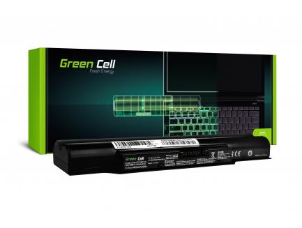 Bateria Green Cell FPCBP331 FMVNBP213 do Fujitsu Lifebook A532 AH532